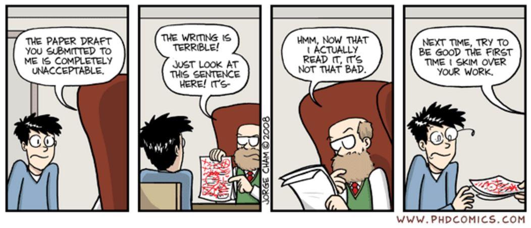 thesis defense handout